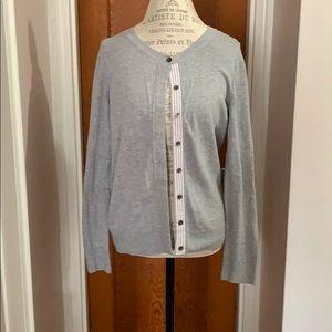 3/$9 or 2/$5 Gap Gray Cardigan Sweater